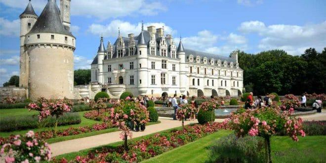 Capodanno Castelli della Loira