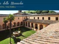 Capodanno in convento a Volterra