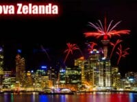 Capodanno in Nuova Zelanda