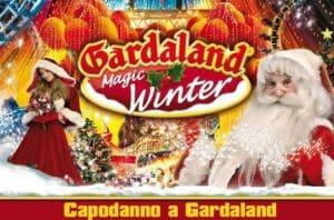 Capodanno al parco di Gardaland