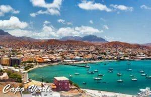 Capodanno alle isole di Capo Verde