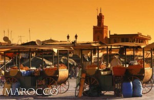 Tour di capodanno in Marocco