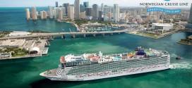 Le crociere di capodanno di Norwegian Cruise Line (NCL)
