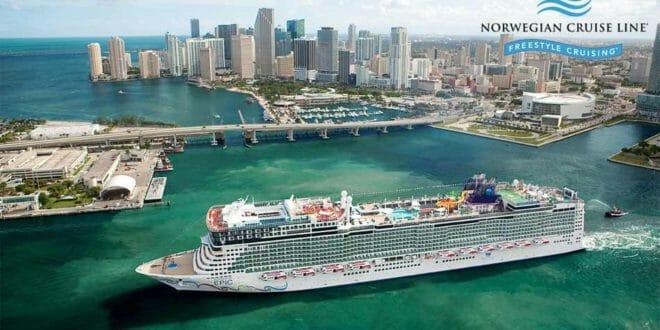 Le crociere di capodanno di Norwegian Cruise