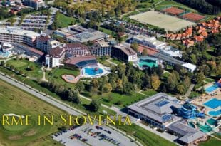 Un grand hotel Termale in Slovenia