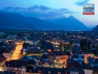 capodanno a Interlaken in Svizzera