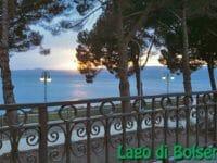 Capodanno sul lago di Bolsena