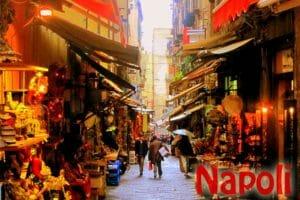 Capodanno a Napoli, nelle vie