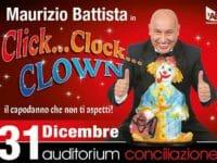 Capodanno a Roma: a teatro con Maurizio Battista