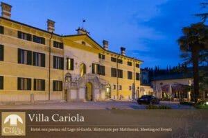 Capodanno a Villa Cariola