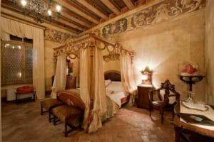 Suite del Castello Bevilacqua