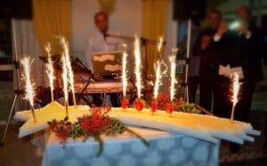 La torta di Capodanno!