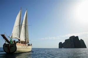 Sardegna: capodanno in barca a vela