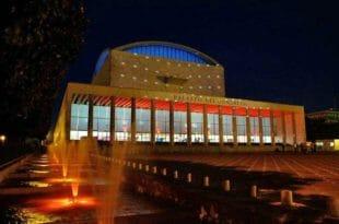 Roma: capodanno al palazzo dei Congressi
