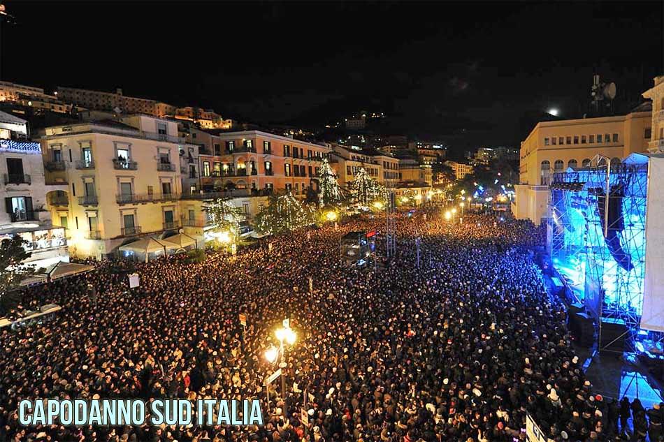 I migliori eventi di capodanno del sud italia in formula for Capodanno in italia