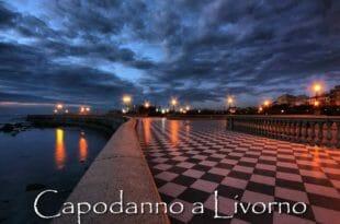 Capodanno a Livorno: la Terrazza
