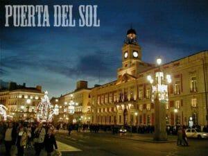 Capodanno a Puerta del Sol, Madrid