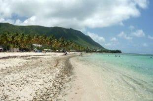 Capodanno nelle Antille Francesi
