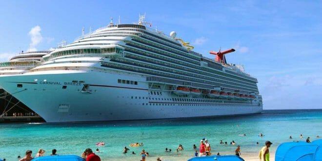 Capodanno ai Caraibi con le crociere di Carnival Cruise Lines