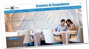 Capodanno Celebrity Cruises