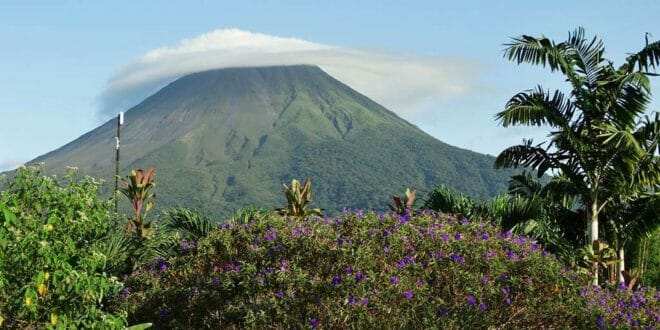 Capodanno in Costa Rica: il vulcano