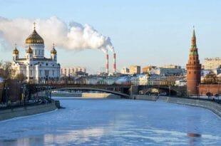 Capodanno a Mosca: panorama