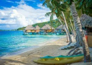 Capodanno in Polinesia Francese
