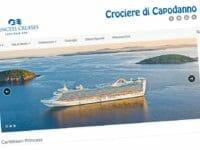 Princess Cruises per capodanno