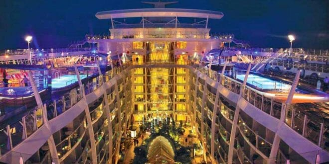 Royal Caribbean offerte capodanno