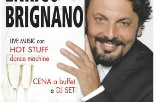 Capodanno 2016 a Fiuggi con Enrico Brignano
