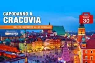 Capodanno a Cracovia con VGMania