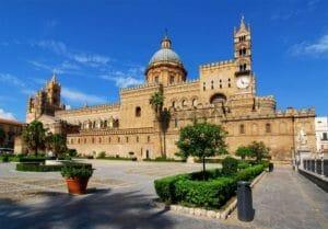 Sole per capodanno a Palermo