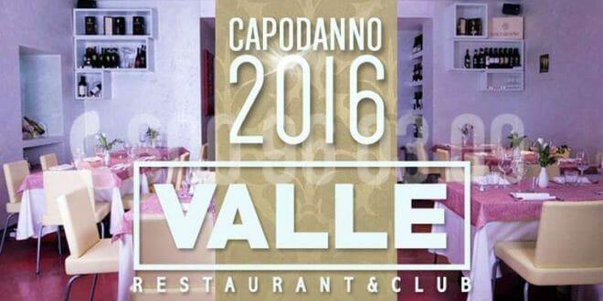 Capodanno 2016 al Valle Club di Roma