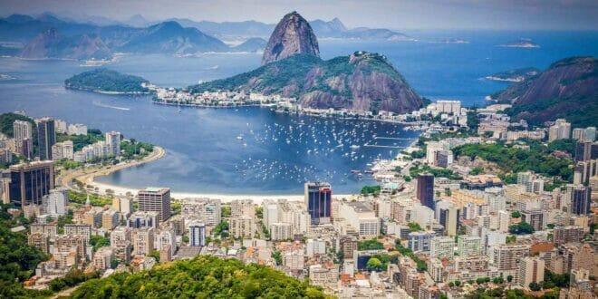 Capodanno a Rio de Janeiro