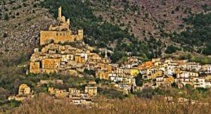 Capodanno a Sulmona: il paesino di Roccasale