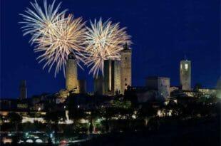 Capodanno a San Gimignano