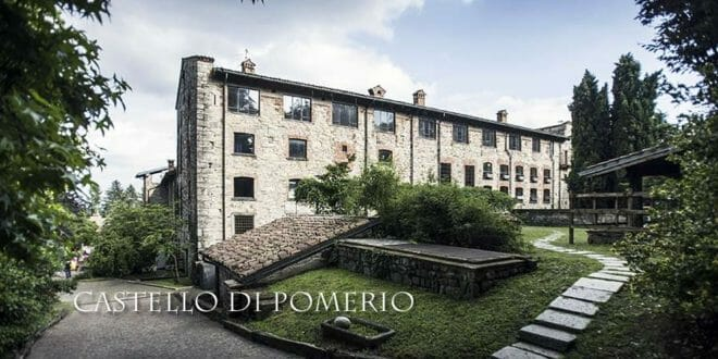 capodanno al castello di Pomerio