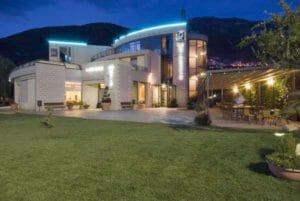 L'hotel Le Ginestre di Sulmona