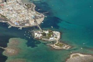 Salento: isola Porto Cesareo