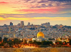 Capodanno in viaggio di pellegrinaggio a Gerusalemme