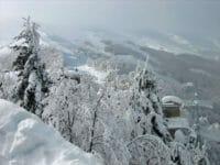 Capodanno all'Abetone, Toscana