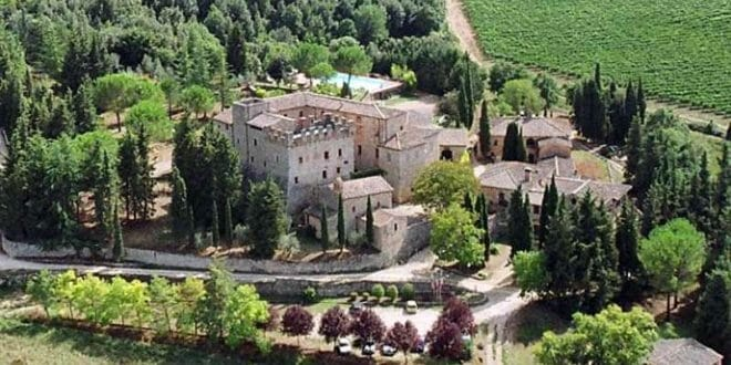 Capodanno a Castel Pietraio