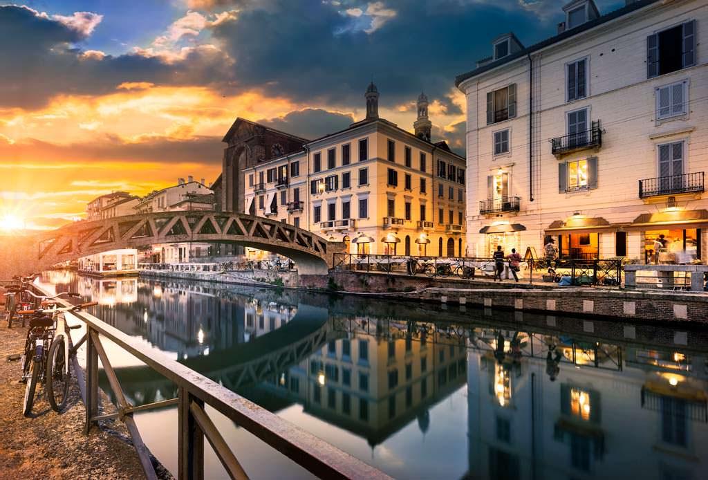 capodanno navigli milano - 10 самых престижных районов Милана