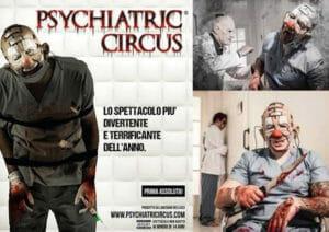 Capodanno allo Psychiatric Circus