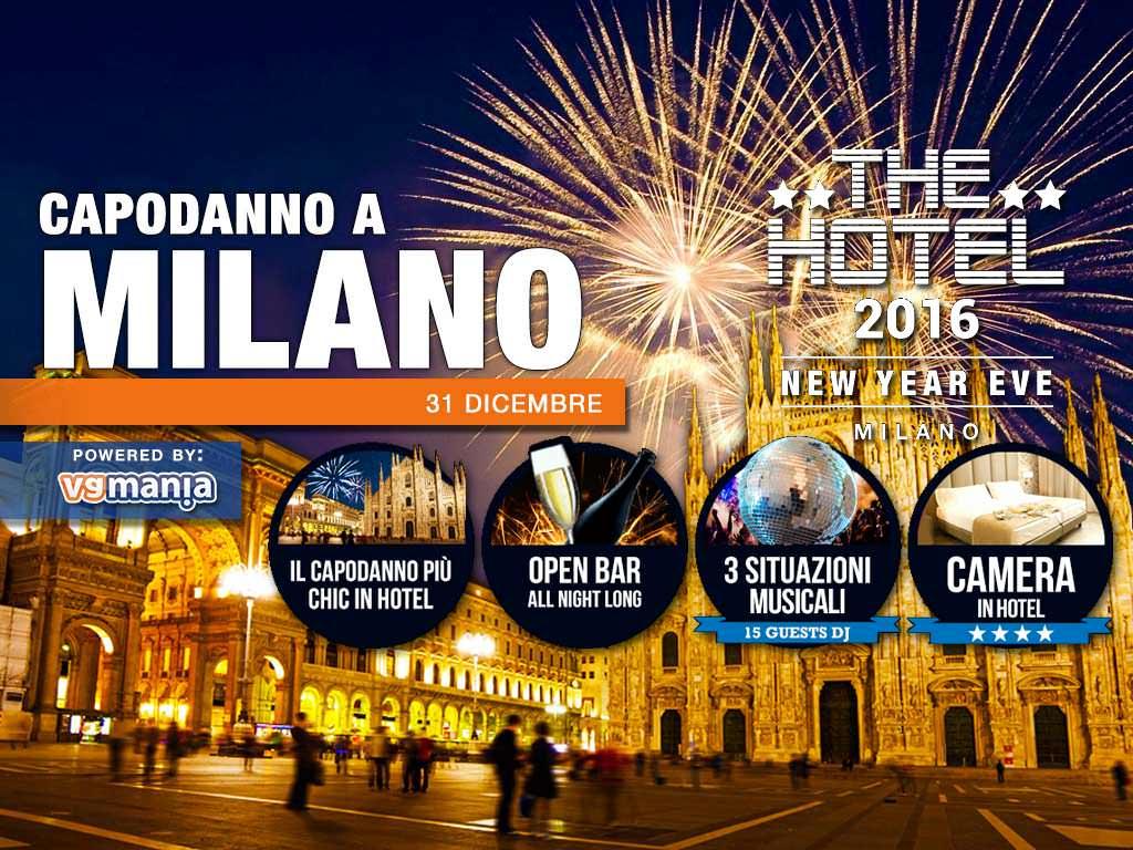 Capodanno a milano serata disco the hotel 2017 for Capodanno a milano