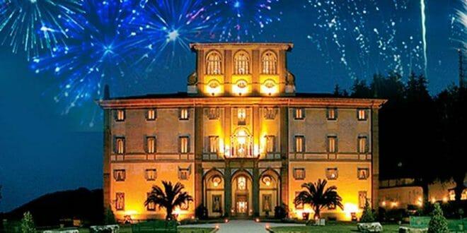 Capodanno a Villa Tuscolana