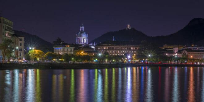 Capodanno 2020 a Como: Magia del lago in festa ...