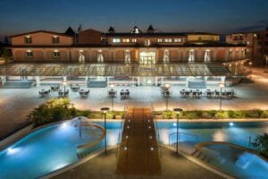 Il resort Araba Fenice