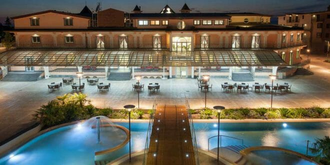 Il resort Araba Fenice