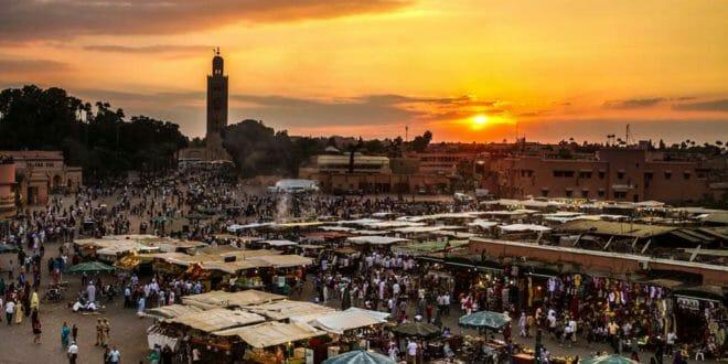Capodanno a Marrakech (Marocco)